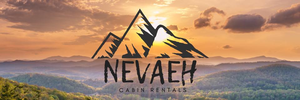 Nevaeh Cabin Rentals banner.