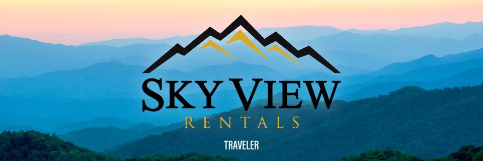 SkyView Rentals Traveler banner.
