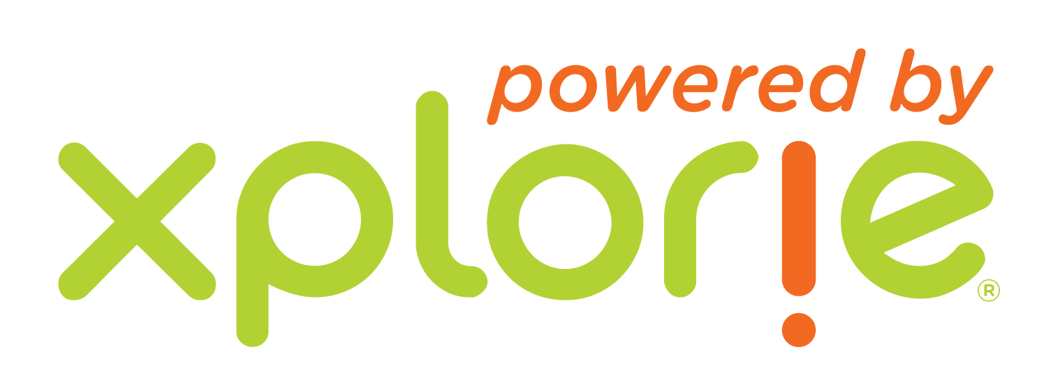 Powered by Xplorie Logo